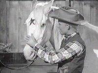Lone rangers nephews horse